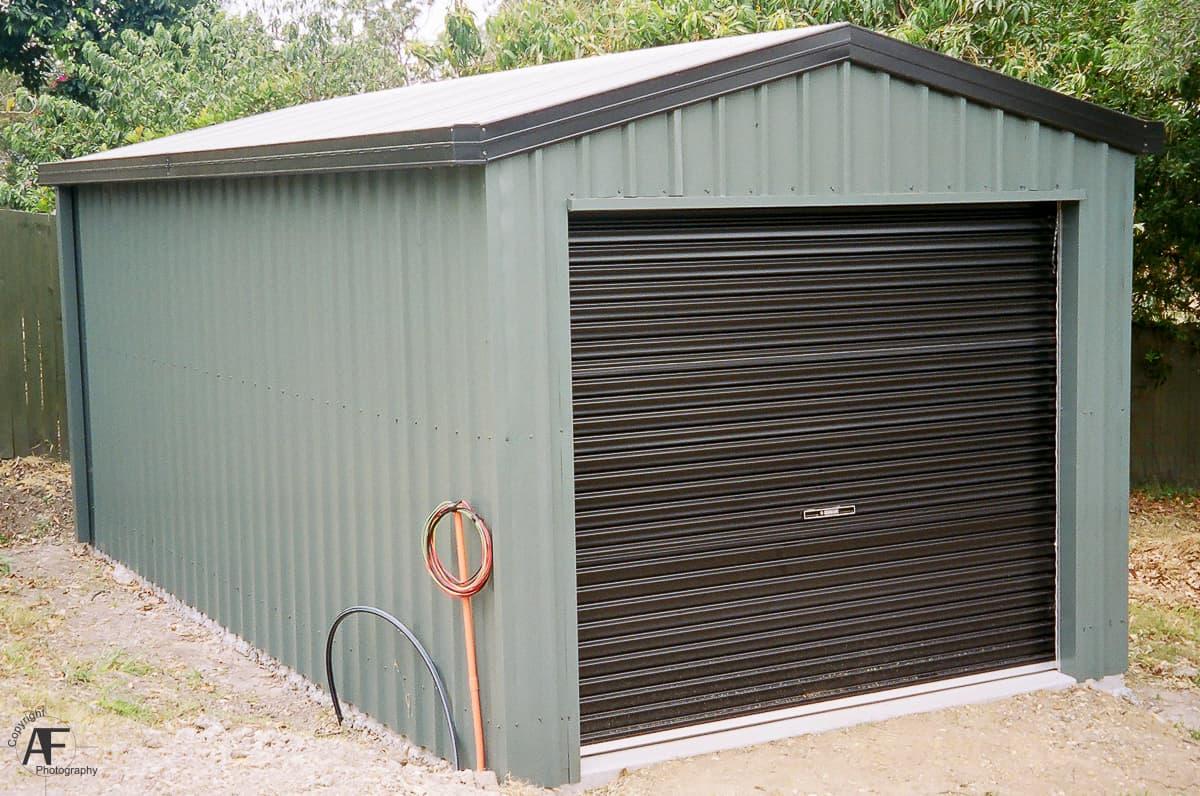 3x6 Single Garage