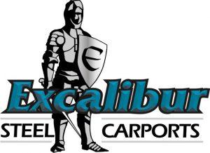 Excalibur Carports Logo